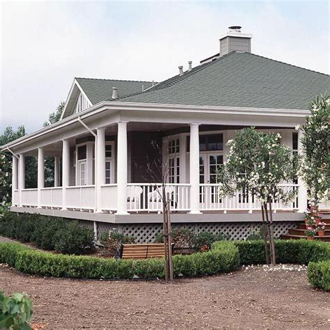always wanted a wrap around porch up at the cabin front porch design ideas wrap around porches varanda e