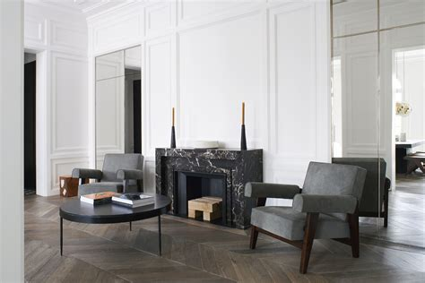 Parisian Interiors Discover The Saint James Apartment In Paris By Joseph Dirand