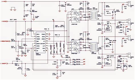 samsung 920nw 19 inch lcd monitor circuit diagram smps