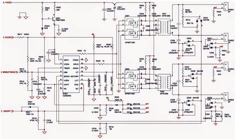 monitor circuit diagram samsung 920nw 19 inch lcd monitor circuit diagram smps