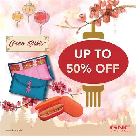 gnc new year promotion 4 jan 28 feb 2018 gnc new year promotion sg