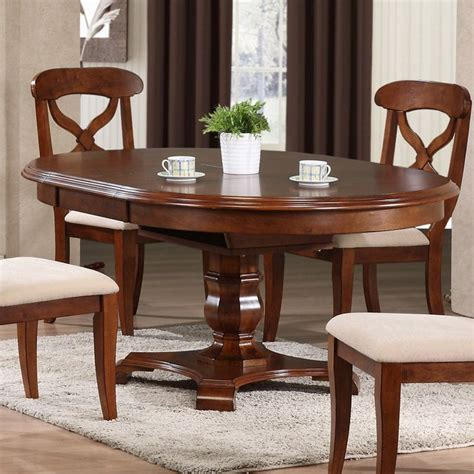 Oval Kitchen Table Sets by Best 25 Oval Dining Tables Ideas On Oval