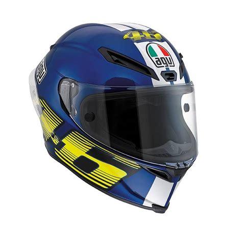 Agv Vr46 agv corsa r vr46 blue helmet valentino helmets blue and helmets