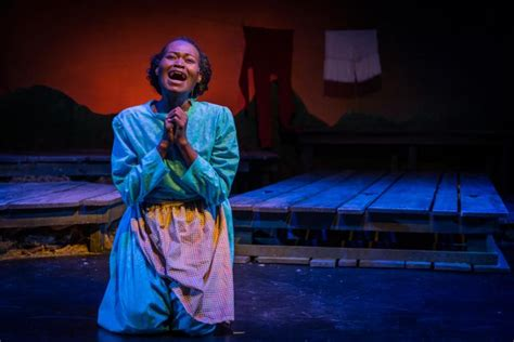 the color purple musical reviews bww review the color purple is vibrant with song and