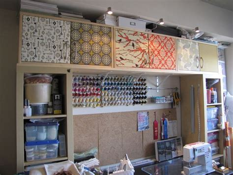 ikea sewing room mix match ikea hack sewing room rooms ideas