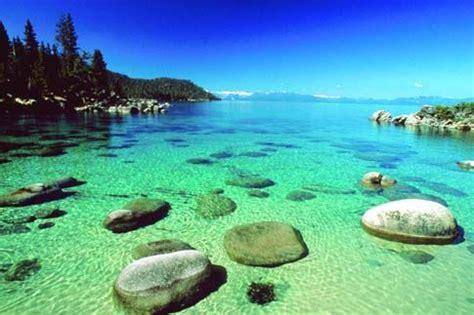 most beautiful places in the united states le lac tahoe 233 lu plus beau lac des etats unis beautiful