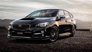 St Subaru Subaru Levorg Sti Sport Targets Enthusiasts Forcegt