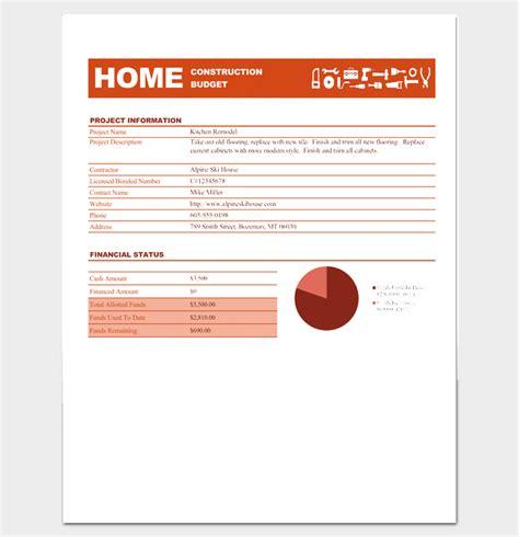 house renovation budget planner renovation planner home design