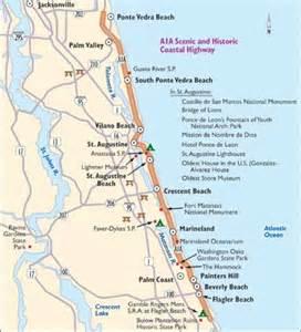 florida coastal cities map florida scenic drive a1a coastal highway howstuffworks