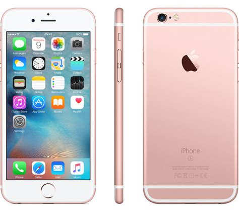 Best Kitchen Gadgets Ever by Buy Apple Iphone 6s 32 Gb Rose Gold Free Delivery