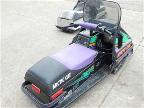 1995 arctic cat kitty cat for sale : used snowmobile
