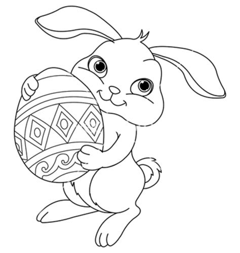 t rex coloring pages getcoloringpages within bunny