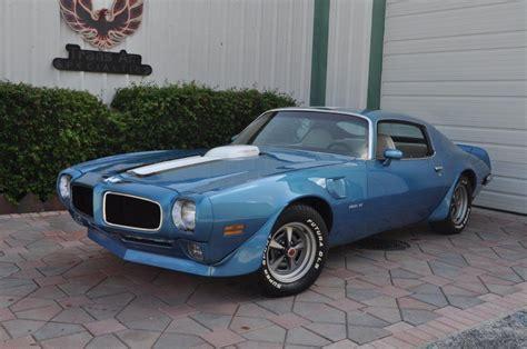 1971 Pontiac For Sale by 1971 Pontiac Trans Am For Sale