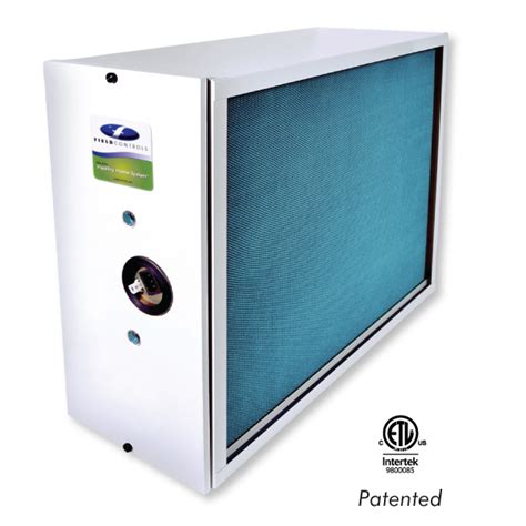 uv air purifier field controls llc