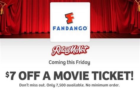 printable movie tickets coupons fandango coupons specs price release date redesign