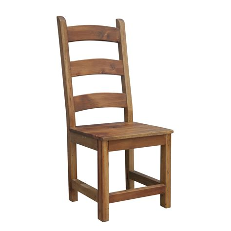 Rustic Dining Chair Buy Harrison Rustic Dining Chair