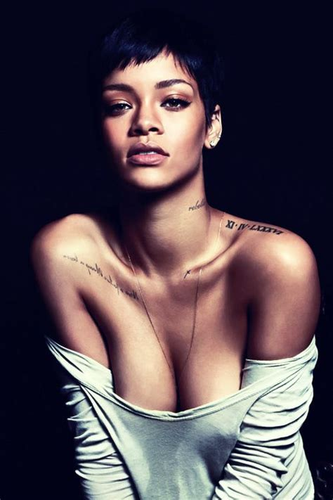 lips tattoo collarbone i think rihanna recognizes the most beautiful part of a