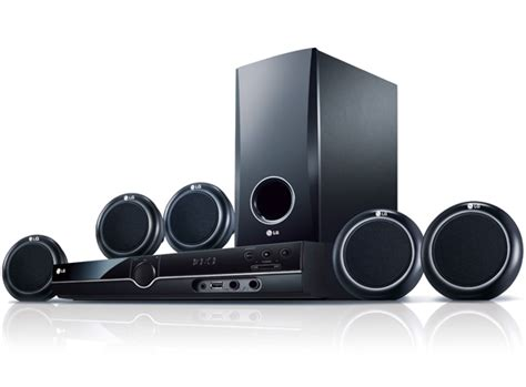 lg ht 356 region free home theater system