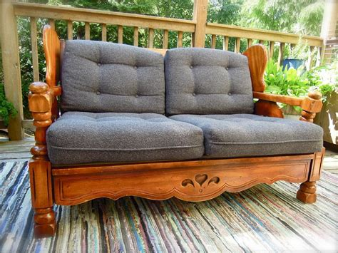 Wood Frame Sofa With Cushions Awesome Wood Frame Couch