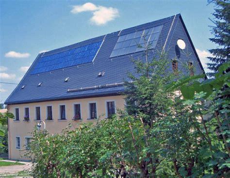 Scheune Dresden Essen by Geb 228 Udeintegrierte Solarkollektoren Solar