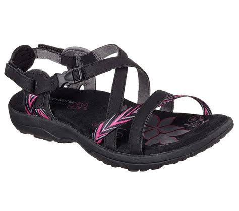 Skechers Sandals by Buy Skechers Reggae Slim Keep Modern Comfort Shoes