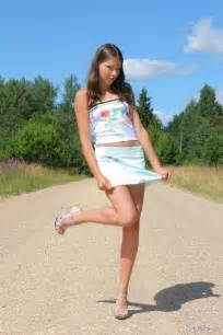 Teen model sandra orlow mother car tuning