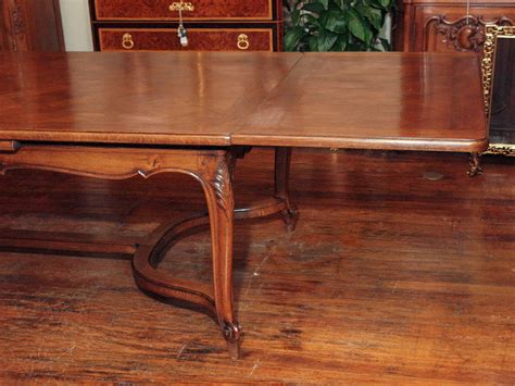 Antique Dining Room Tables With Leaves by Antique Oak Dining Table With End Leaves At 1stdibs