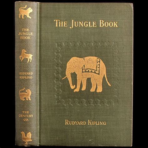 libro the jungle book illustrated 17 best images about elephant love on pull toy rudyard kipling and vintage circus