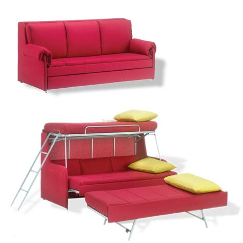 Sofa Into Bed by Bunk Beds Convertible Bunk Bed Design Sofa