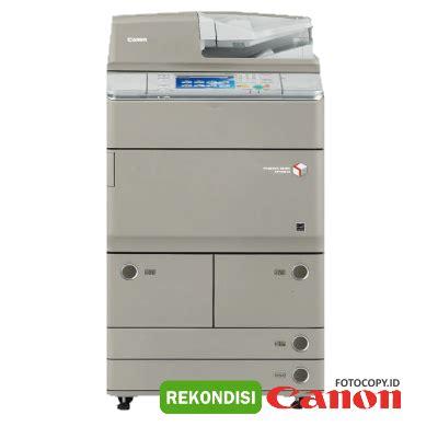 Mesin Fotocopy Warna Rekondisi mesin fotocopy warna harga fotocopy canon ir advance