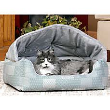 Enclosed Cat Bed by Cat Beds Covered Enclosed Cat Beds Petsmart