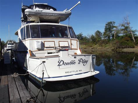 boat brokers everett washington 58 hatteras 1980 double play for sale in everett