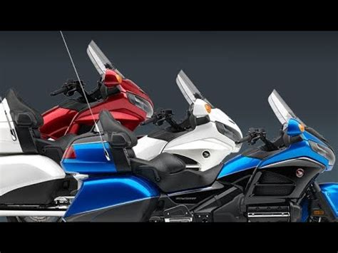 2018 honda goldwing colors | best new cars for 2018