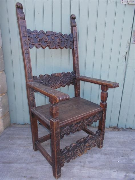 decorative armchairs decorative 19th century carved armchair antiques atlas