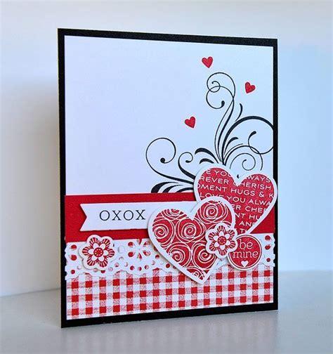 Valentines Handmade Card - best 25 handmade valentines cards ideas on