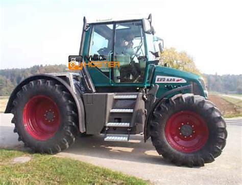Claes Månsson Ls 2011 Fendt Evo 828 V 1 Xylon Mod F 252 R Landwirtschafts