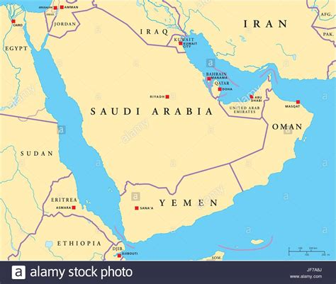 arabian peninsula map location arabian peninsula world map www pixshark images