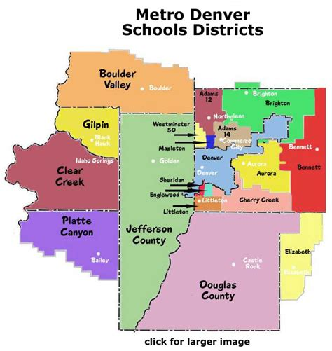 school district map elevation map colorado springs images