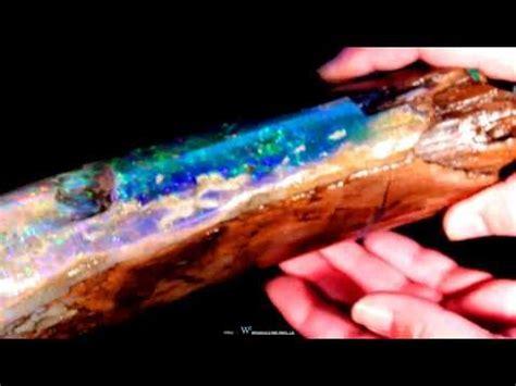 Freda Is Found fredas log opal found in royal peacock opal mine the
