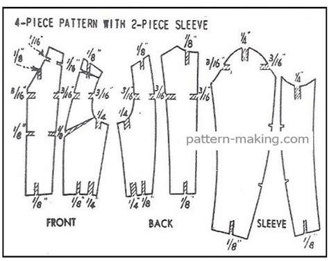 pattern maker grading how to grade the dolman sleeve pattern making com