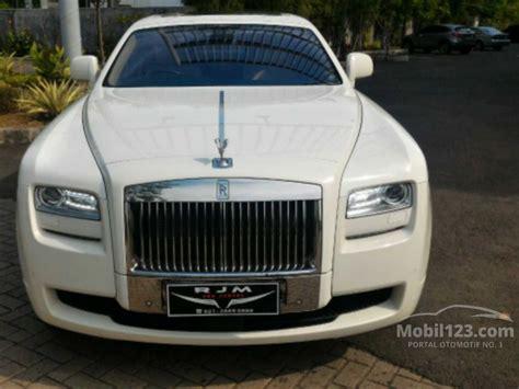 Jual Mobil Rolls Royce Termahal by Jual Mobil Rolls Royce Ghost 2011 6 6 Di Dki Jakarta