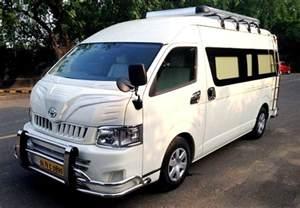 Toyota Vans 8 Seater Toyota Commuter Rental Delhi Toyota