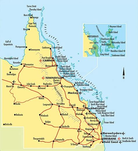great barrier reef map great barrier reef map map3
