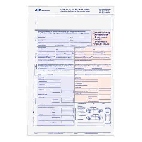 Muster Rechnung Dreiecksgeschäft Ahb Shop Vertrag Und Rechnung F 252 R Autovermietung Kaufen
