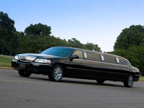 town car limousine lincoln town car limousine 2003 11