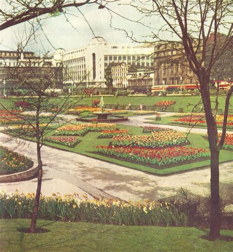 Manchester Gardens by Andrew Distant Memories Of Manchester Parks