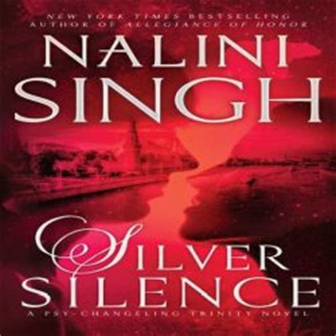Pdf Silver Silence Psy Changeling Nalini by Review Silver Silence By Nalini Singh Jessicadhaluska