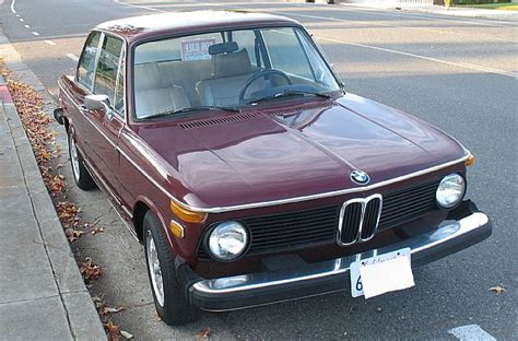 1974 bmw 2002 for sale san jose california