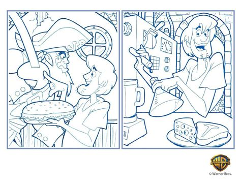 scooby doo coloring pages monsters scooby doo monster coloring pages coloring home
