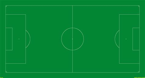soccer pitch template soccer field clipart best clipart best